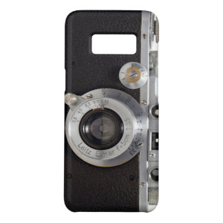 VINTAGE CAMERA 11 German Rangefinder by L Samsung Case-Mate Samsung Galaxy S8 Case