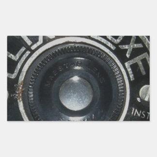 Vintage Camera 2 Stickers
