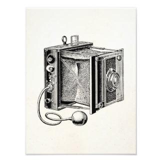 Vintage Camera - Antique Cameras Photography Photo Print