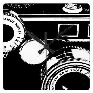Vintage Camera Argus C3 Clock