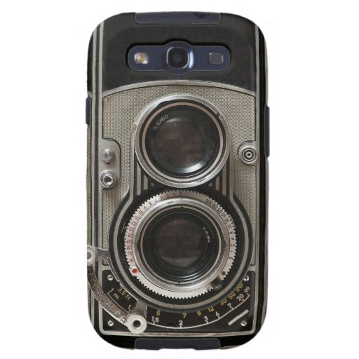 Vintage Camera Galaxy S3 Covers