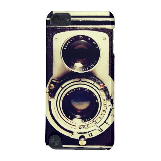 Vintage Camera iPod Touch (5th Generation) Covers
