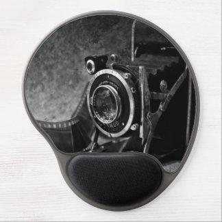 Vintage Camera Gel Mouse Pad