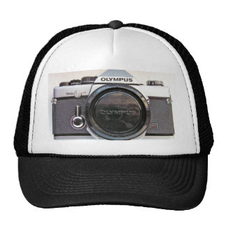 Vintage Camera Hat