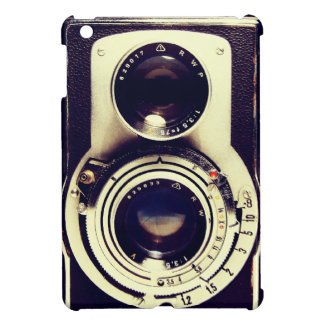 Vintage Camera iPad Mini Cover
