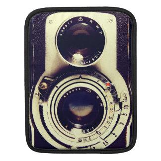Vintage Camera iPad Sleeve