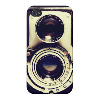 Vintage Camera iPhone 4/4S Cover