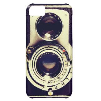 Vintage Camera iPhone 5C Case