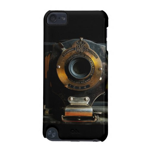 Vintage Camera iPod Case iPod Touch 5G Cases