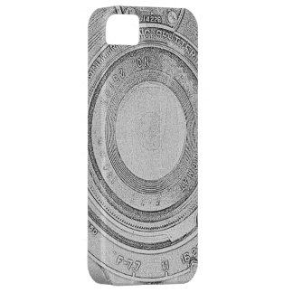 Vintage Camera Lens iPhone 5 Cases
