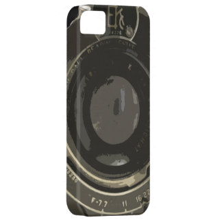 Vintage Camera Lens iPhone 5 Cover