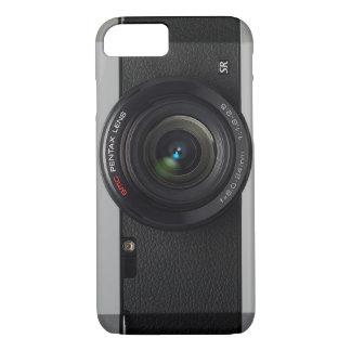 Vintage Camera Lens iPhone 7 Case