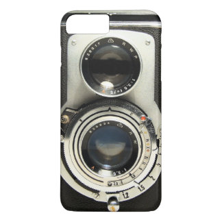 Vintage Camera - Old Fashion Antique Look iPhone 8 Plus/7 Plus Case