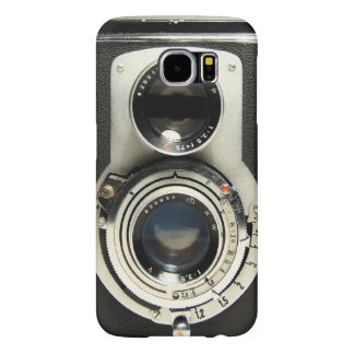 Vintage Camera - Old Fashion Antique Look Samsung Galaxy S6 Cases