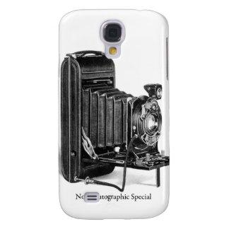 Vintage Camera Photograpy No.1 Autographic Special Galaxy S4 Cases