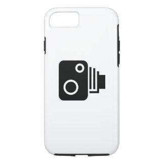 Vintage Camera Pictogram iPhone 7 Case