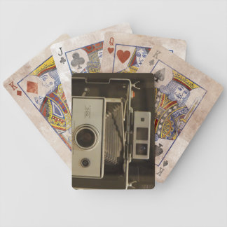 Vintage Camera - Playing Cards