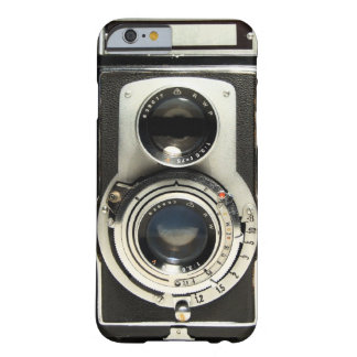 Vintage Camera Rolleiflex Barely There iPhone 6 Case