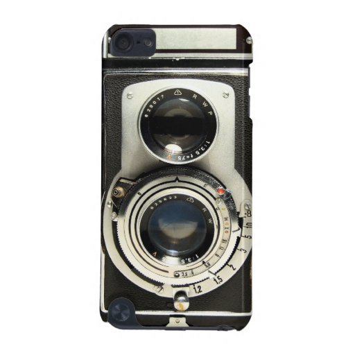 Vintage Camera Rolleiflex iPod Touch (5th Generation) Case