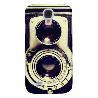Vintage Camera Samsung Galaxy S4 Covers
