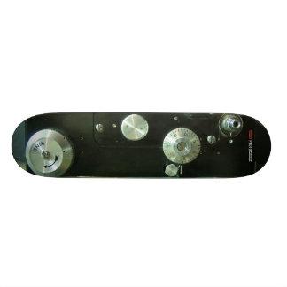 Vintage Camera Skateboard Deck