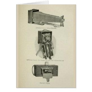 Vintage Cameras, Card