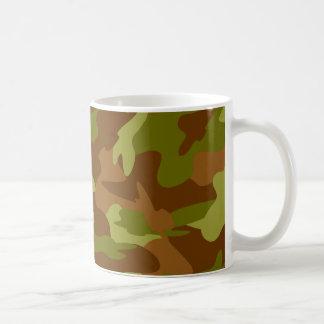 Vintage Camo Mug By Heard_