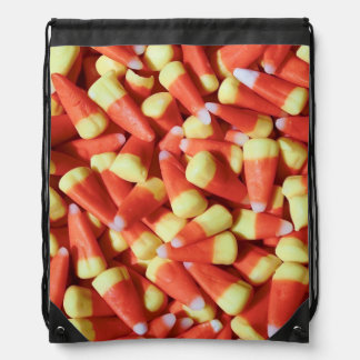 Vintage candy in old fashioned candy shop rucksacks