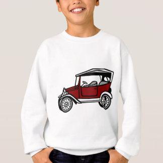Vintage Car Automobile Old Antique Vehicle Auto Sweatshirt