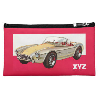 Vintage car custom accessory bags