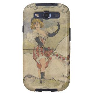 Vintage Carousel Horse Samsung Galaxy S3 Case