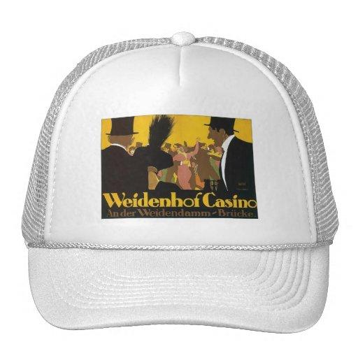 Vintage Casino Germany Trucker Hat