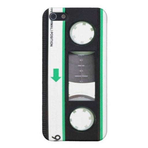 Vintage Cassette Tape iPhone case iPhone 5 Cases