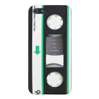 Vintage Cassette Tape iPhone case Case For The iPhone 5