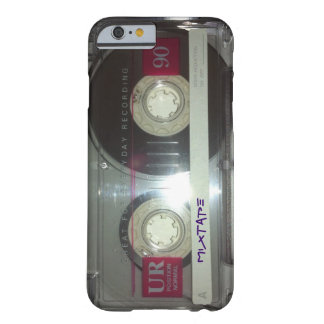 Vintage Cassette Tape - Mixtape Barely There iPhone 6 Case