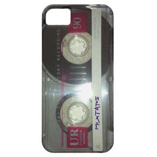 Vintage Cassette Tape - Mixtape iPhone 5 Cover