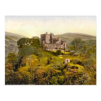 Vintage Castle Campbell Scotland Postcard
