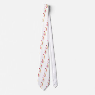 vintage cat cricketer tie