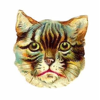 Vintage Cat Magnet Cut Outs