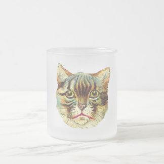 Vintage Cat Mug