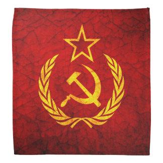 Vintage CCCP flag Bandana