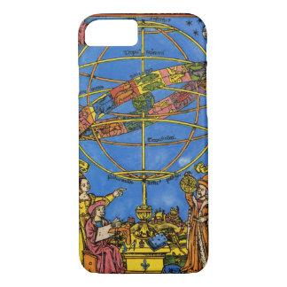 Vintage Celestial, Astronomer Claudius Ptolemy iPhone 8/7 Case