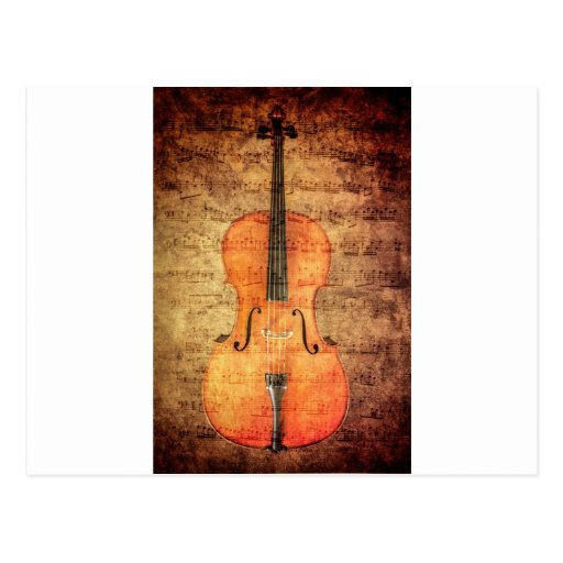 Vintage Cello Post Cards