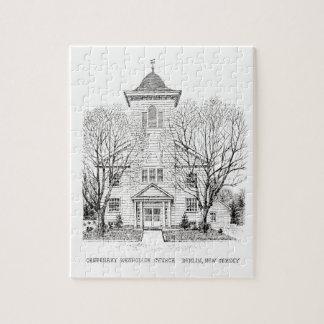 Vintage Centenary United Methodist Church Puzzle
