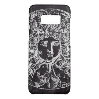 vintage chalkboard Greek mythology Gorgon medusa Case-Mate Samsung Galaxy S8 Case