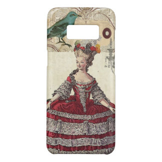 Vintage Chandelier french queen  Marie Antoinette Case-Mate Samsung Galaxy S8 Case