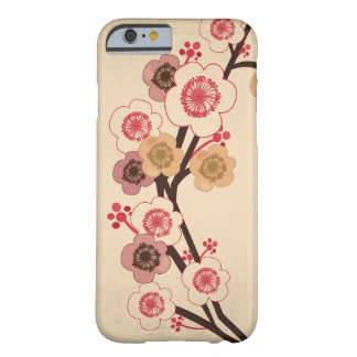 Vintage cherry blossom tree Case Barely There iPhone 6 Case