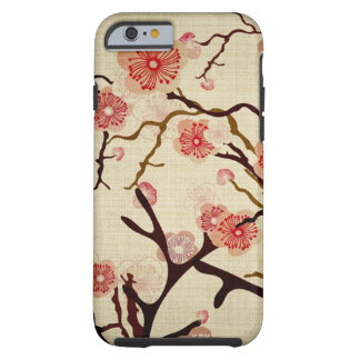 Vintage Cherry tree Case iPhone 6 Case