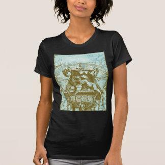 Vintage Cherub Save the Date Design T-Shirt