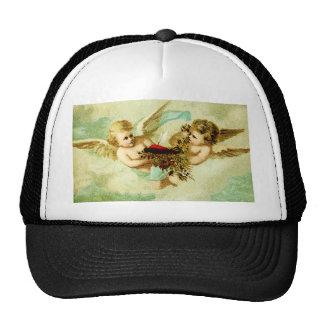 VINTAGE CHERUBS CAP